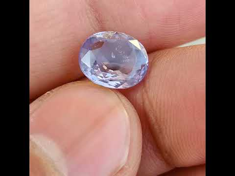 Natural Blue Sapphire - 4.70 Carat