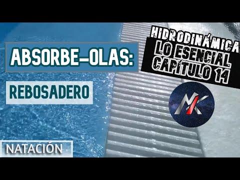APRENDER A NADAR 1X03 (5/5): Oleaje - Rebosadero