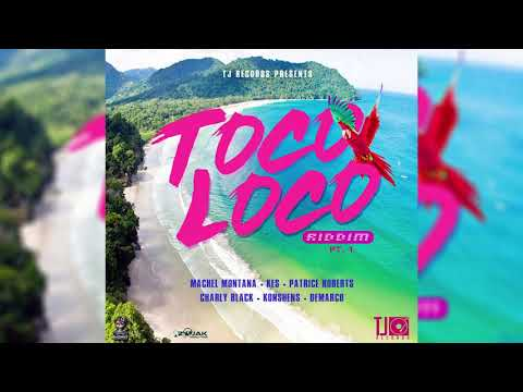 Toco Loco Riddim Mix ▶NOV 2018▶ Konshens,Charly Black,Machel Montana,Kes & More (Tj Records)