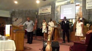 Progressive Baptist Church,Mesa,Az A new day of worship.