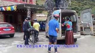 56岁香港画家骑行川藏318国道 Day10 至雅江至相格宗