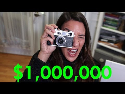 WORST $1,000,000 camera: Yashica Y35 Review (Kickstarter fail)