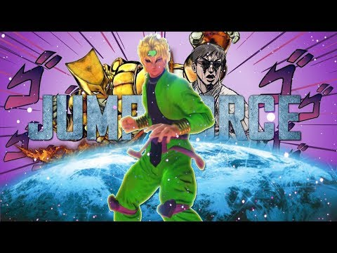 FIGHTING AN S RANK IN JUMP FORCE? - Jump Force Viewer Battles