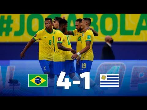 Brazil vs Uruguay</a> 2021-10-15