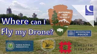 Where Can You Fly Your Drone? What Rules Apply to You and your Drone?