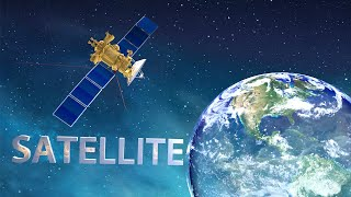 How Satellite Works (Animation)