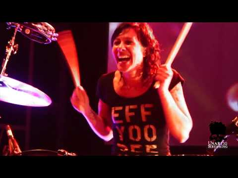 Matt and Kim live at Pier 54 on July 9, 2009