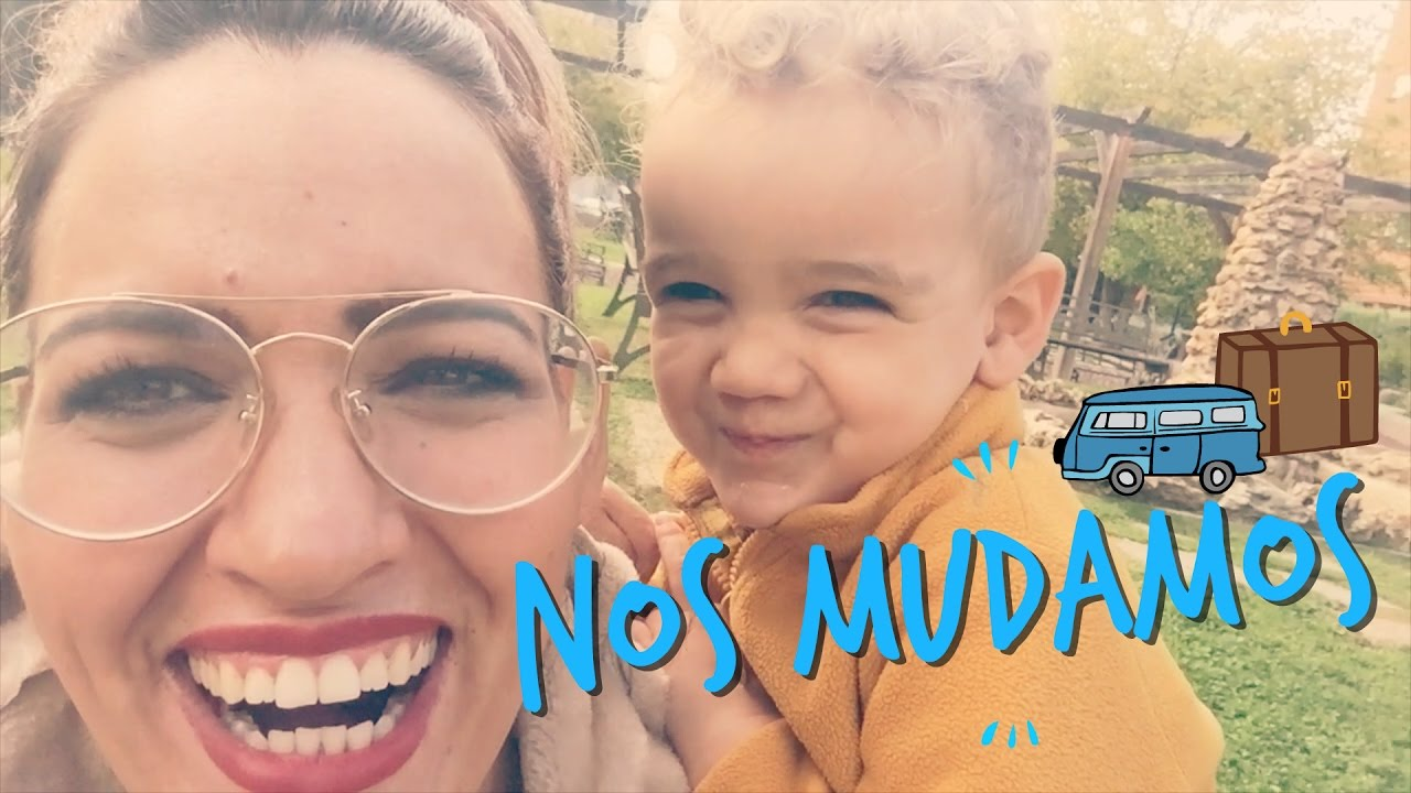 NOS MUDAMOS! Otra vez! Daily 21 Octubre'16 NONAVLOGS