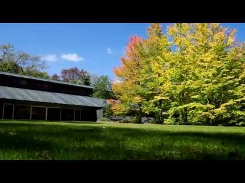 Japan in 2 minutes: Sezon Museum of Modern Art, Garden セゾン現代美術館 庭園