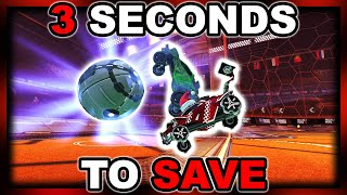 What if you Had A Second Chance to Save a Goal? *NEW* INSANE GAME MODE!
