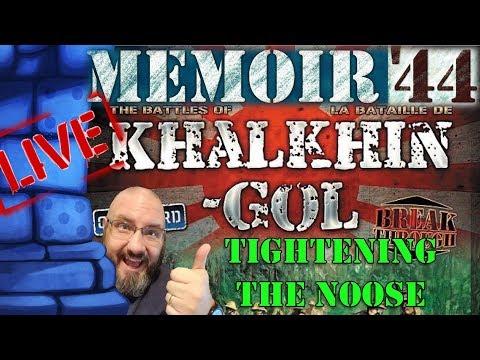 LIVE! Sam vs. The Internet Memoir '44 (Khalkhin-Gol Campaign 8/8)