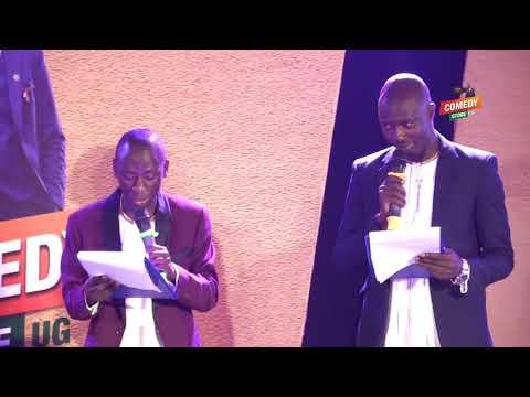 Alex Muhangi Comedy Store Nov 2019 - Bizonto (Remah's Kwanjula)