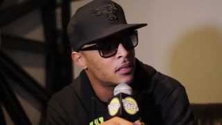 T.I Speaks Out About Ferguson: What It Takes For Change The Community
