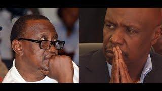 President Kenyatta, Gideon Moi among other leaders condole Safaricom CEO, Bob Collymore