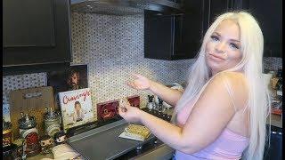 """trisha paytas """"cooking"""""""