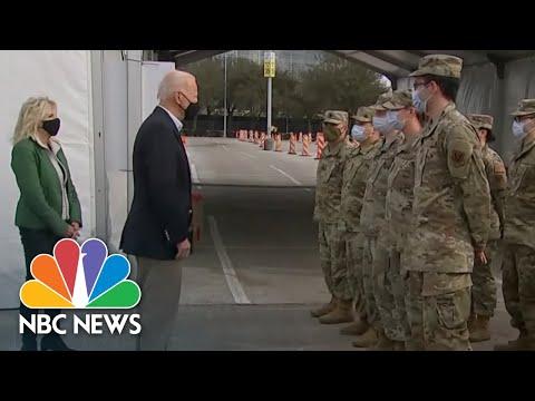 U.S. Troops Attacked At Iraqi Air Base | NBC Nightly News