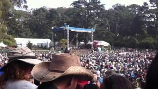 Doc Watson - 10/3 Strictly Bluegrass Festival