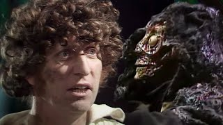 The Master Vs The Doctor | The Deadly Assassin | Doctor Who