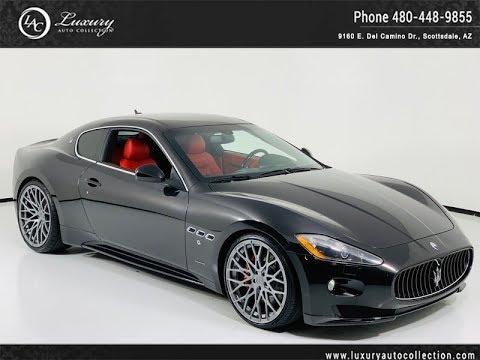 Pre-Owned 2011 Maserati GranTurismo S Coupe