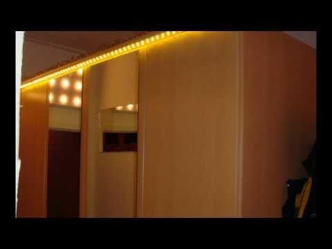Schrankbeleuchtung mit LED