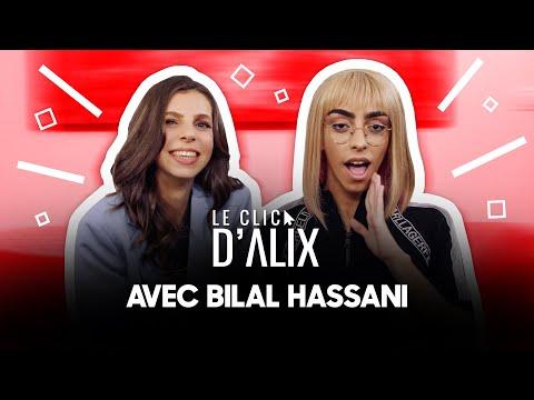 LA GRANDE INTERVIEW DE BILAL HASSANI #LeClicDAlix
