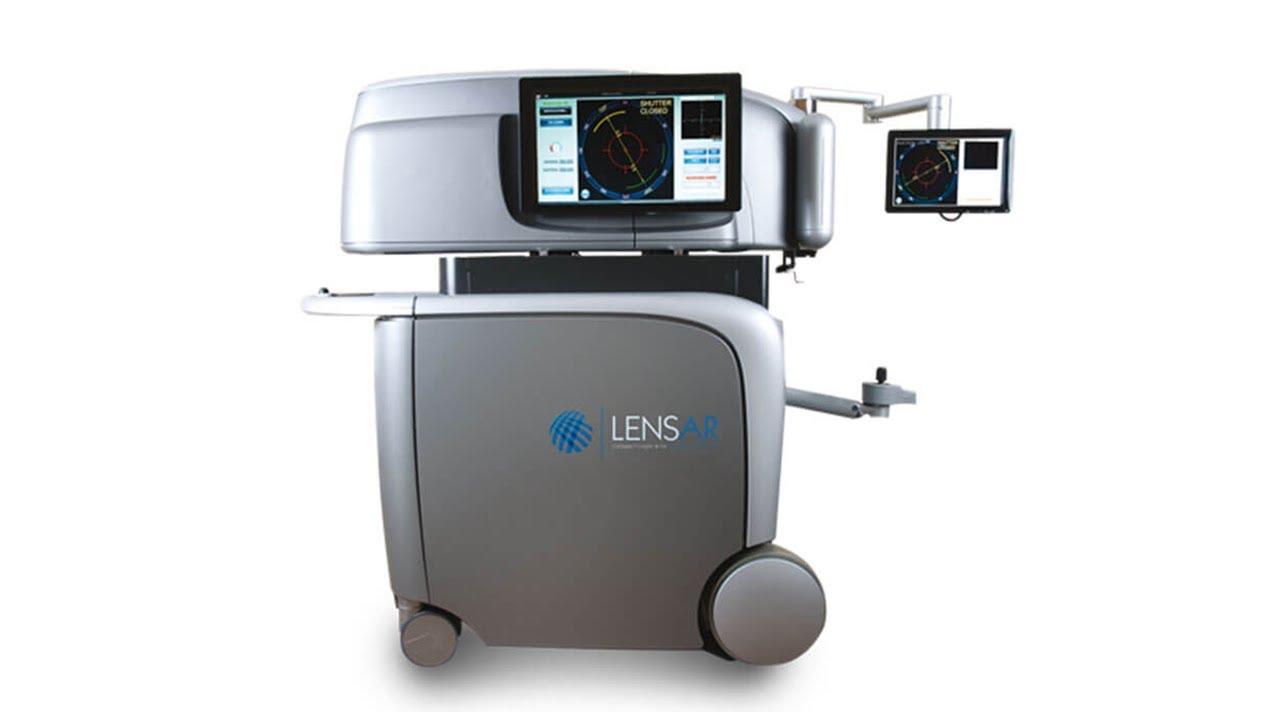 Grauer Star OP mit LENSAR Laser - Augen lasern Bányai Augenheilkunde & Augenarzt