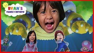 Mario Party 10 Family Fun Party Board Game! Let