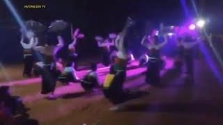 Nhảy Sạp Đêm Hội Làng | Đồng bào dân tộc Thái, Bá  Thước