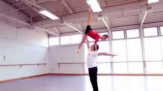 The Washington Ballet's hardest dance moves