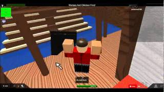Roblox: My Titanic Game (On My Friends Account)