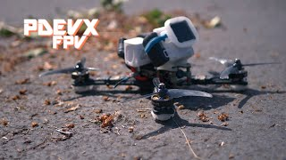 Tree Gaps / Xhover GAPiT / FPV Freestyle
