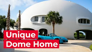 The Dome Home - Unique Homes