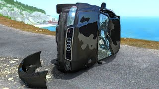 Out Of Control Crashes #11 - BeamNG Drive Realistic Car Crashes