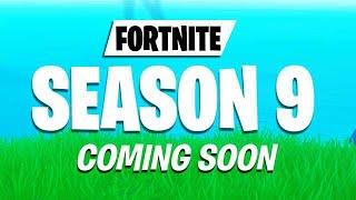 Fortnite Season 9 Leaks & Rumors #12 *NEW*