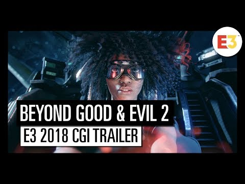 Beyond Good & Evil 2 Cinematic Trailer & Gameplay Footage