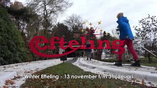 Winter Efteling reportage binnenkort op Langstraat TV