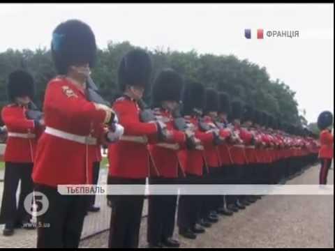Франція та Британія відзначають 100-річчя битви на Соммі