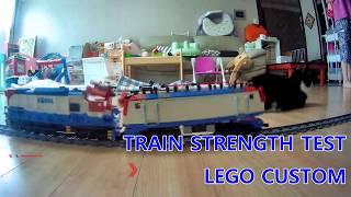 LEGO Train Crash! (Custom Train)