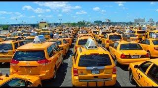 Такси индустрия Нью-Йорка