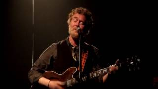 """What Happens When the Heart Just Stops"" - Glen Hansard @ Vicar Street Theatre, 6 September 2016"