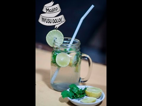 Video Resep Membuat Mojito