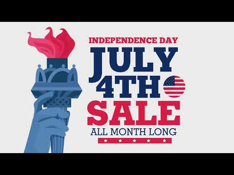 4th Of July Sale 2021