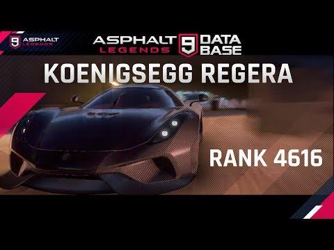 Maxed Koenigsegg Regera 4616 ******