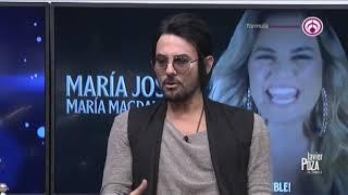 Javier Poza Entrevista A Beto Cuevas Y Kalimba