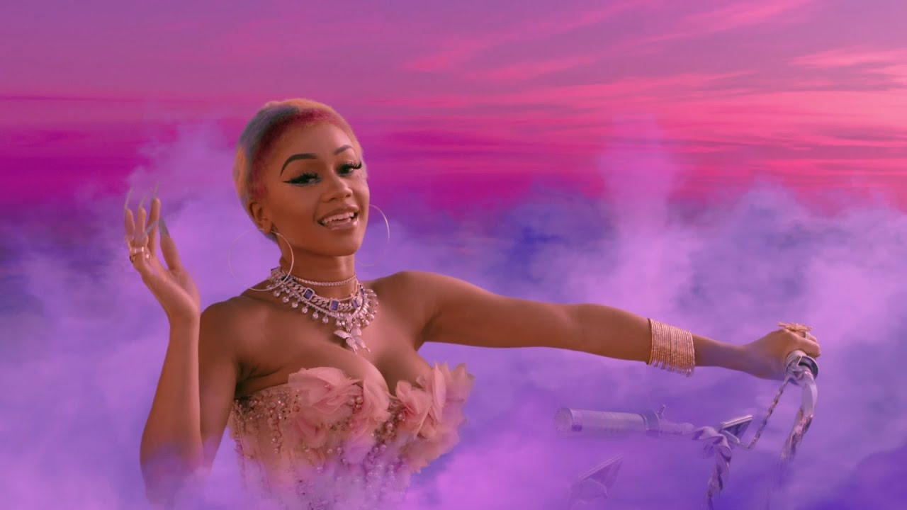 Saweetie - Back To The Streets Ft. Jhené Aiko (Official Music Video)