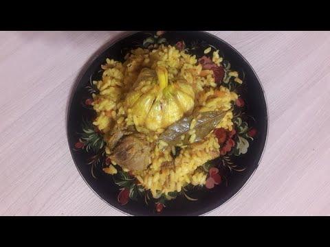 БЫСТРЫЙ ПЛОВ от Луча. 美味的抓饭在40分钟. Delicious pilaf in 40 minutes. 40 मिनट में स्वादिष्ट चावल