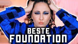 Die BESTEN Makeup FOUNDATIONS 🏵39 Foundations in 2019 getestet, das hier sind die BESTEN ❗️
