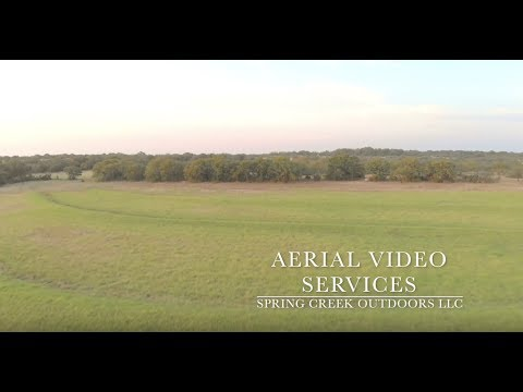 Spring Creek Outdoors LLC Aerial Ranch Video Services