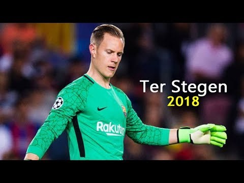 Marc-André ter Stegen ● The Wall ● 2018