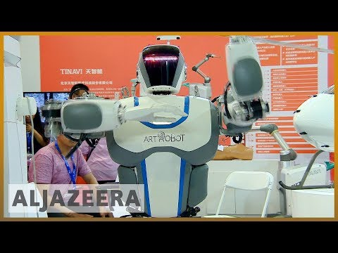 🇨🇳 US worried about Chinese technological advances | Al Jazeera English